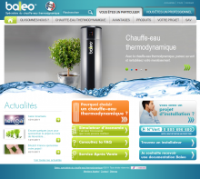 Site internet baleo-france