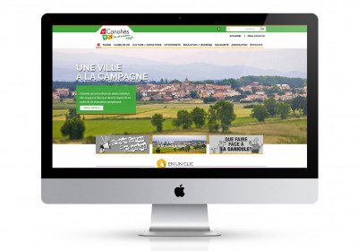 site officiel mairie canohes