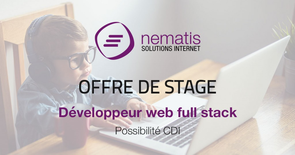 RECRUTEMENT NEMATIS DEV STAGE 1024x537 1 1